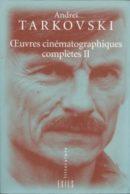 Œuvres cinématographiques complètes II
