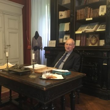 Alexandre Zviguilsky : une vie pour Tourguéniev