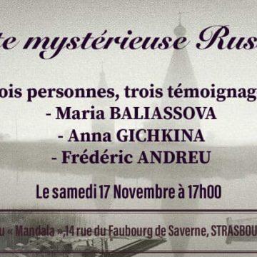 « La Russie et son mystère vus par E.-M. de Vogüé », par Anna GICHKINA